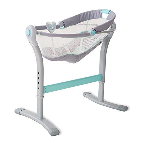 Best Co Sleeper Crib  Baby Bassinet  Attaches to Bed