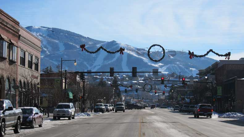 Parenthood and Passports -Steamboat Springs town