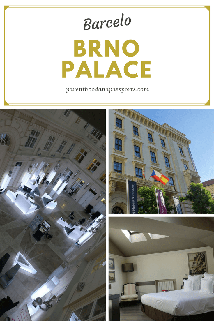 Parenthood and Passports - Barcelo Brno Palace