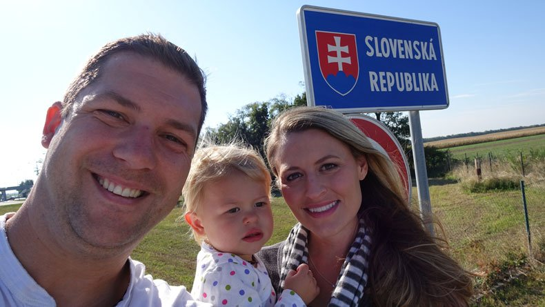 Parenthood and Passports - Bratislava Slovakia