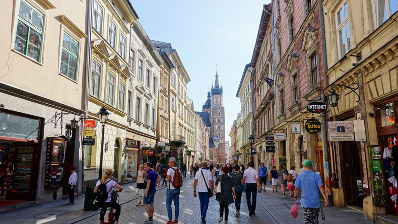 Krakow, Poland: why I loved and hated it