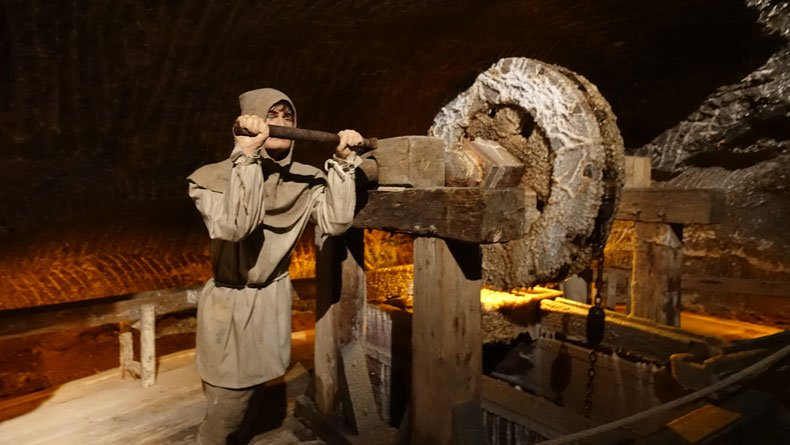 Wieliczka salt mines with a baby or toddler - Parenthood and Passports