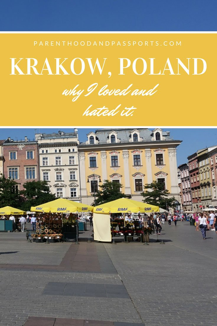 Parenthood and Passports - Krakow Poland