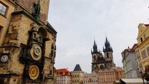 Parenthood and Passports - Prague, Czech Republic