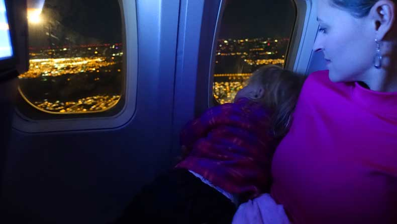 Parenthood and Passports - New Airplanes you'll fly on soon
