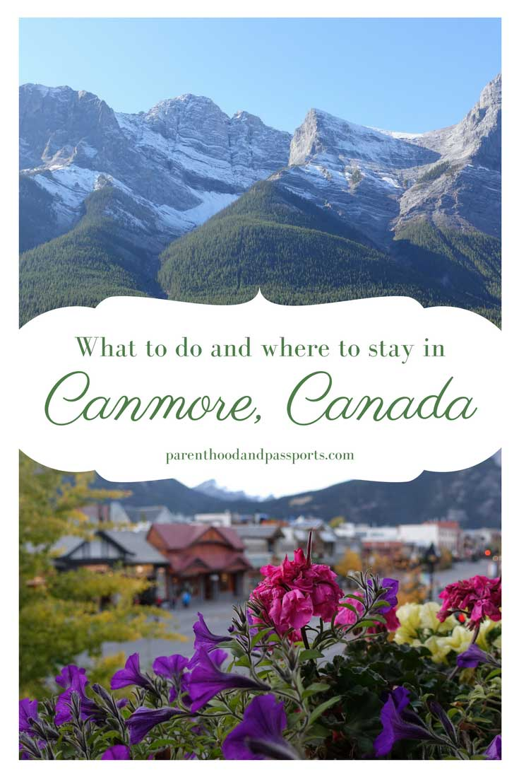 Parenthood and Passports - Canmore Canada
