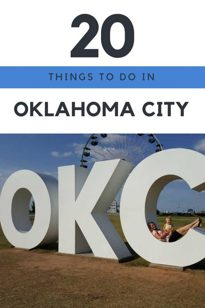 Parenthood and Passports - 20 Things to do in Oklahoma City with or without kids