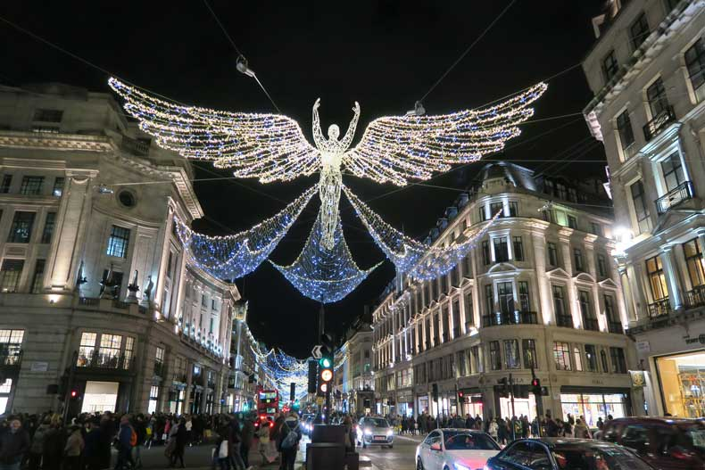 Best Christmas Destinations - London