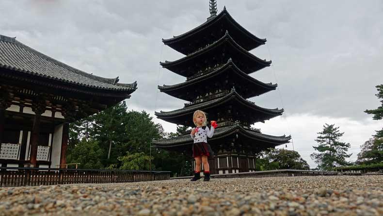 Nara Japan Things to See- Parenthood and Passports