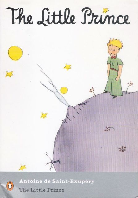 Image result for the little prince book cover