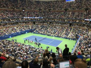 US Open Day 1