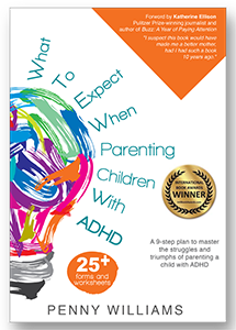 What to Expect When Parenting Children with ADHD