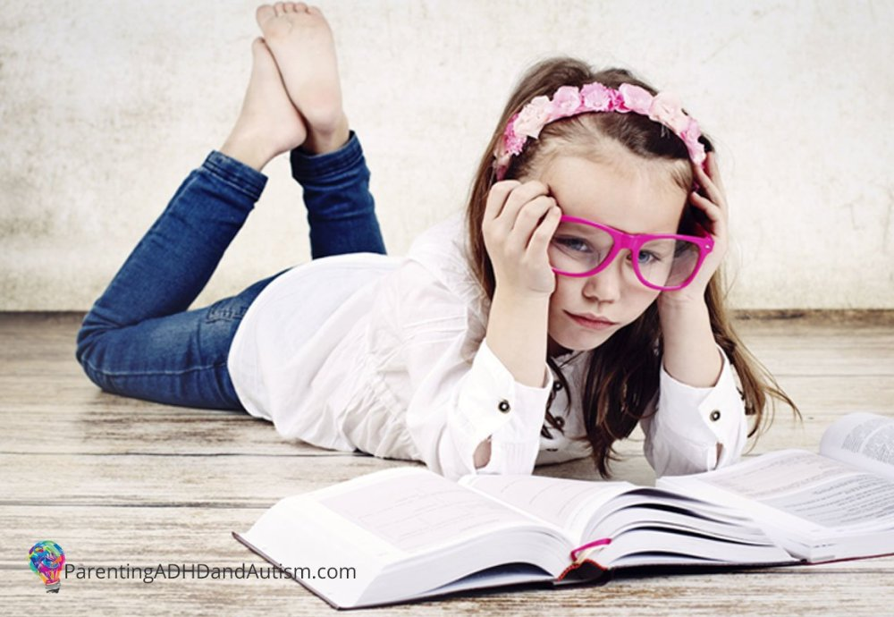 All the Other Stuff they Don't Tell You About ADHD: School