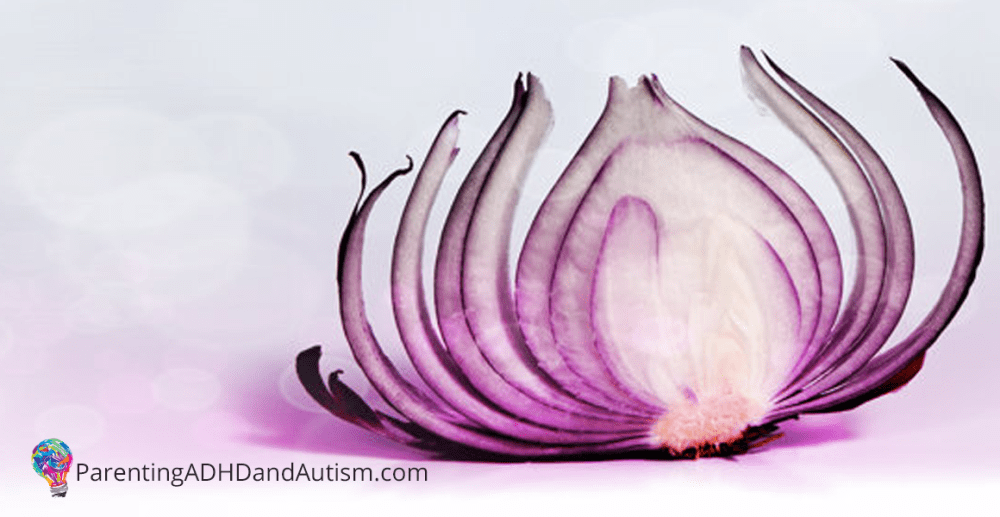 Peeling the Onion to Reveal Layers Under ADHD/ autism
