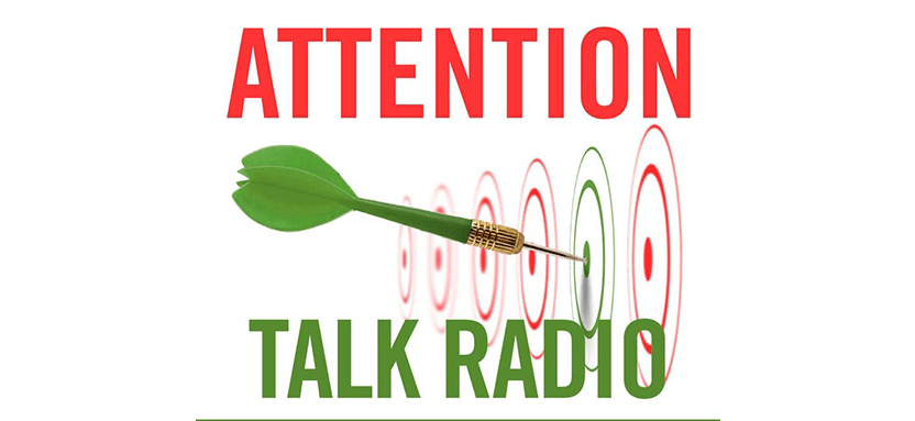 Hearing Your ADHD Child's Truth, Attention Talk Radio Interview with Jeff Copper