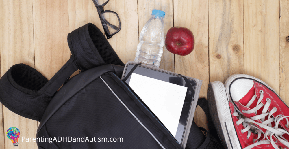The Essential Back-to-School Guide for ADHD and/or Asperger's Autism
