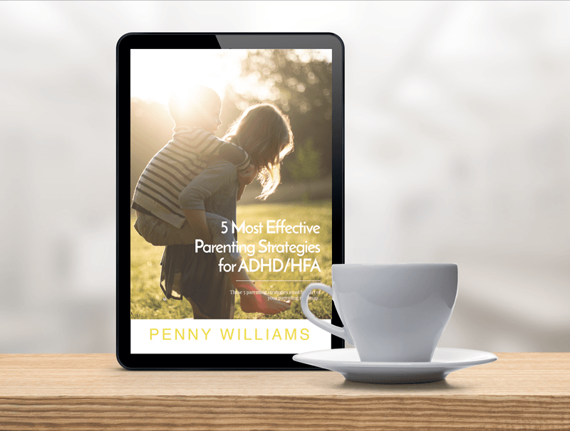 eBooks and Digital Guides on Parenting ADHD, Autism