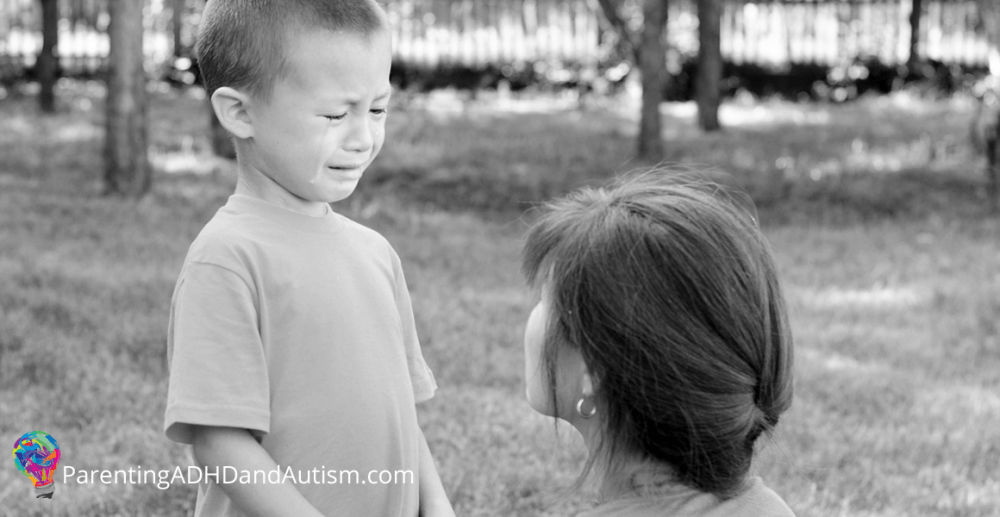 A Parent's Guide to Remaining Calm when Your Child has ADHD or autism