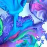 Easy Peasy Homemade Puffy Paint Recipe With Shaving Cream