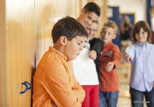 Fear of bullying