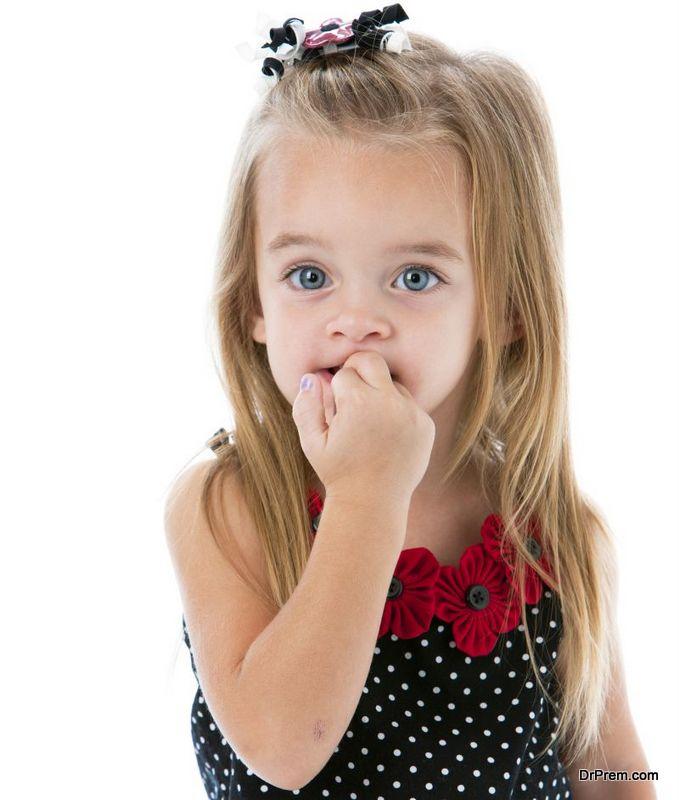 Nail Biting In Children