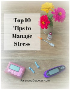ParentingDiabetes.com 8 234x300 Top Ten Tips to Manage Your Stress for Better Diabetes Control for Your Child