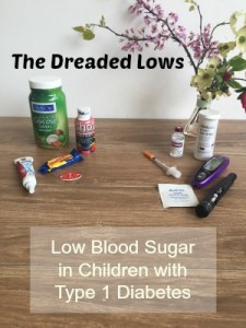 dreaded lows 225x300 Those Dreaded Lows: How to Treat Low Blood Sugar