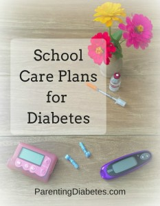 school care plan diabetes 233x300 Back to School: Time for Care Plans