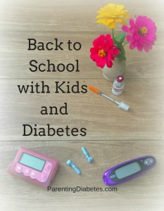 backto school 233x300 Tips for Back to School with Diabetes
