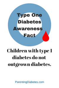 diabetesawareness 200x300 Diabetes Awareness: Kids Dont Outgrow Diabetes