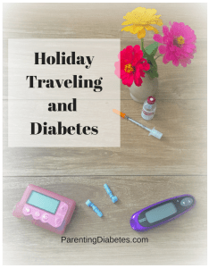 travel Holiday diabetes 234x300 Traveling for the Holidays with Diabetes