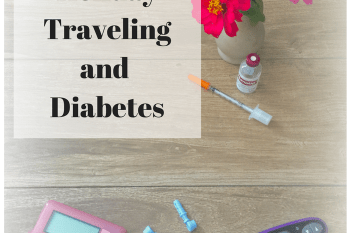 Traveling for the Holidays with Diabetes