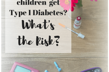Will my other children get diabetes? What's the risk?