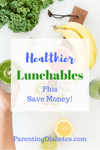 Make a Healthier Lunchable