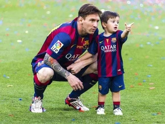 Sportwedstrijd bezoeken met je Zoon