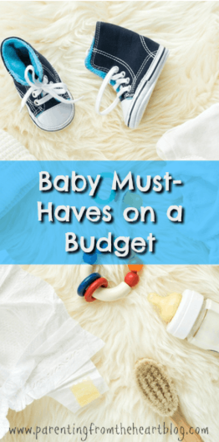 When you're expecting it's easy to want to shop with your heart. The truth of the matter is that the baby stage is fleeting and can be expensive. So many baby items that are suggested in magazines and for baby registries won't get a lot of use if any. Click here to find baby must-haves that fit within your budget, are budget-friendly and practical baby gear recommendations.