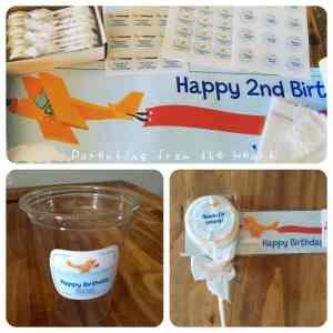 parentingfromtheheart parenting from the heart, airplanes, air plane birthday, birthday party ideas, boys birthday, DIY birthday, Candles and favors, CNF, Candles and Favors reviews, C&F, Candles and Favors product review,