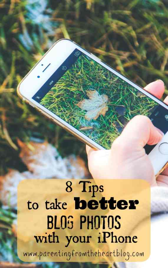 If a DSLR isn't in your near future and you really want to get the most out of using your iPhone, this post is for you! Here are 8 tips to take better blog photos using your iPhone