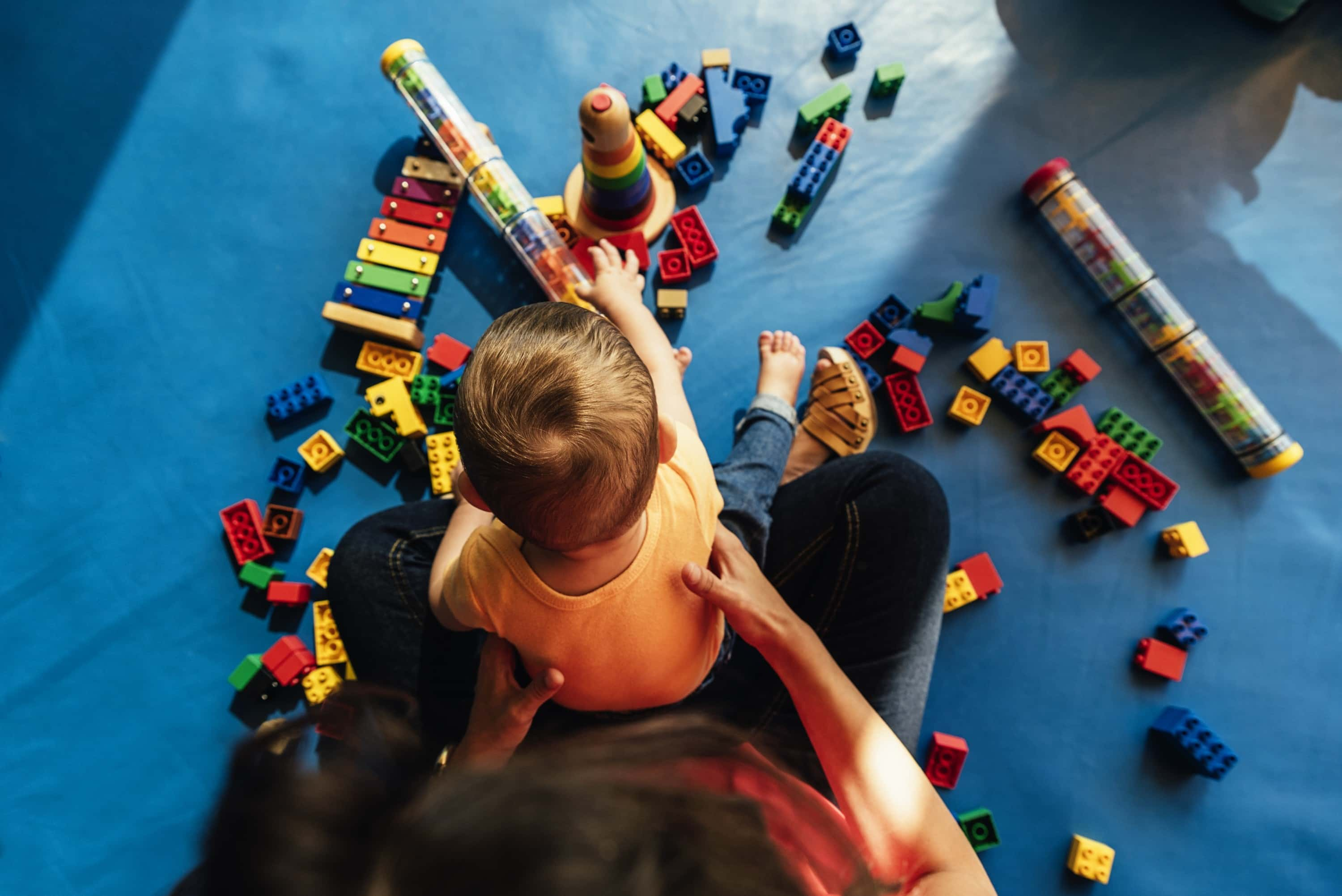 Facilitate play-based learning at home with these fun ideas
