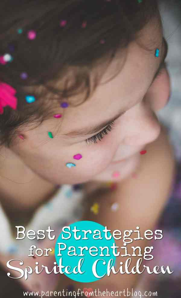 Parenting a spirited child is anything but easy. It can be incredibly worthwhile though. Using these research-based positive parenting strategies you can effectively parent your strong-willed child while maintaining their spirit.