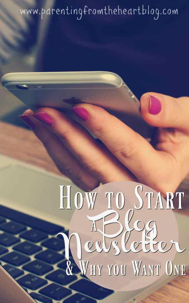 So much goes into the social media promotion of a blog? So, why start a blog newsletter? Read the benefits of a blog newsletter and how to start one, including opt-in ideas and more!