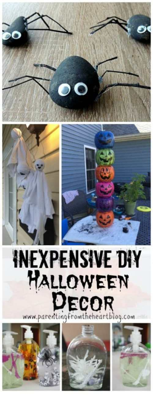 Inexpensive and easy diy halloween decor - Cheap and easy halloween decorations ...