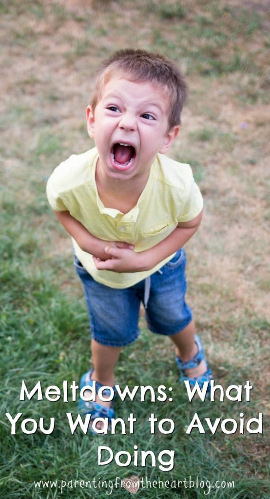 Punish tantrums and Emotional Outbursts: Should you do it? Find out what research says about what works best for parenting through tantrums, emotional outbursts and more. Positive parenting, authoritative parenting, best parenting practices, tips for tantrums, tips for meltdowns