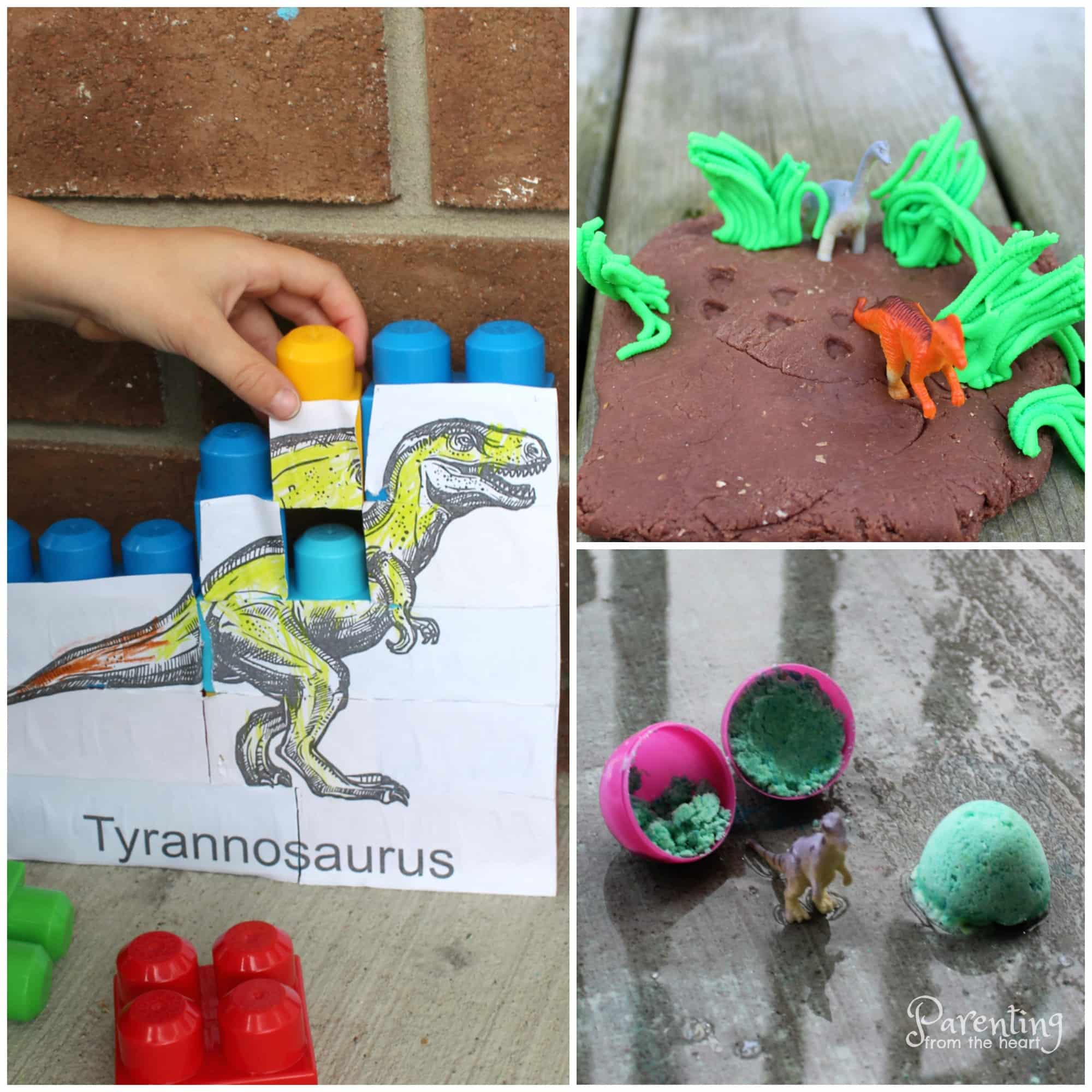 Dinosaurs For Kids Play Based Learning Activities With
