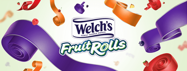 Welch's Fruit Roll