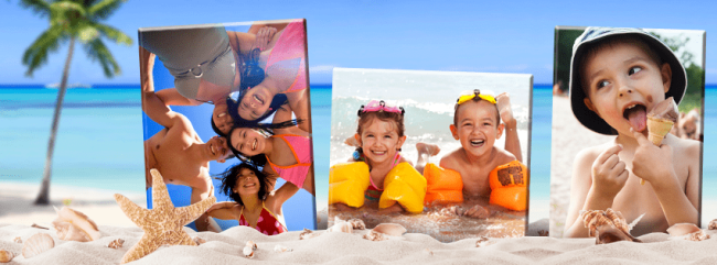 Making Photo Canvas Travel Memories from Canvas Factory