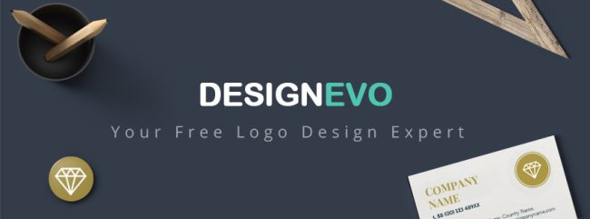 Updating Our Social Logo with DesignEvo is Easy and Free