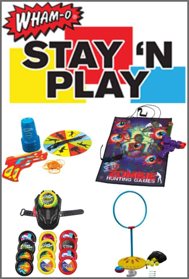 New And Addicting Games Toys From Wham O Stay N Play