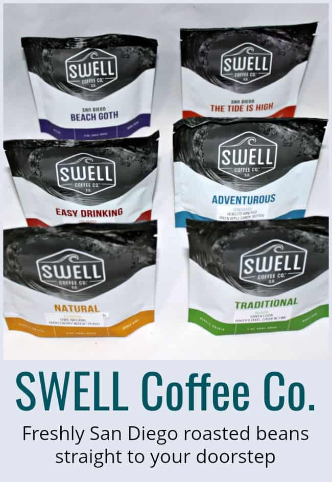 Fresh Coffee Delivered Weekly from Swell Coffee Co.