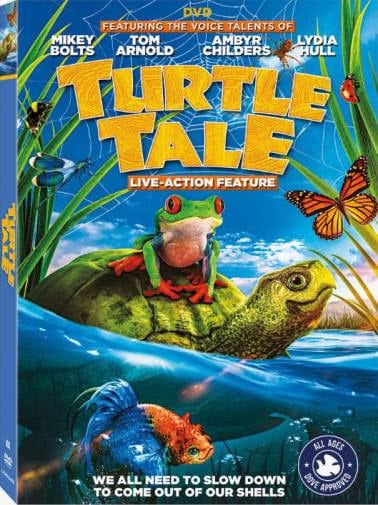 New Movie Trailer - Turtle Tale Releases on DVD, OD and Digital June 26